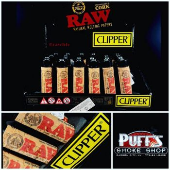 Puffs Smoke Shop Carson City, Raw: Cork Clipper