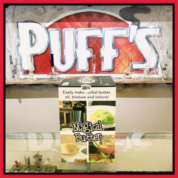 Puffs Smoke Shop Carson City, Magic Butter Machine