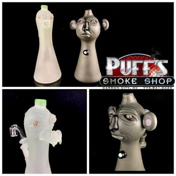 Puffs Smoke Shop Carson City, Custom by Aaron Uretsky