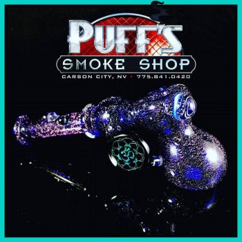 Puffs Smoke Shop Carson City, Dichroic Alchemy Hammer
