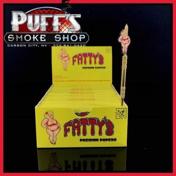 Puffs Smoke Shop Carson City, Fatty's Premium Papers