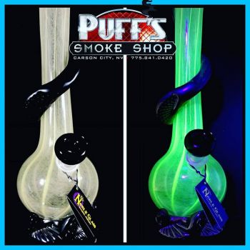 Puffs Smoke Shop Carson City, Noble Glass