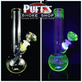 Puffs Smoke Shop Carson City, Trident Glass Bongs