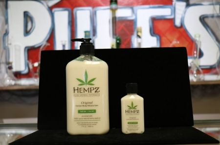 Puffs Smoke Shop Carson City, Hemp Lotion